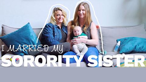 "Thumbnail for ""I married my sorority sister"""