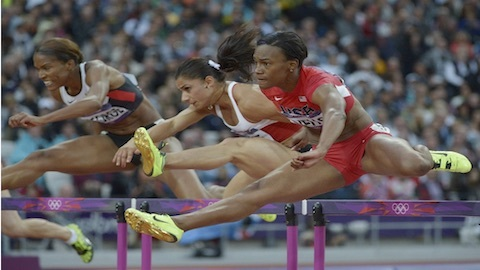 Thumbnail for Intersex athletes